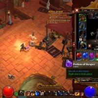 『Torchlight 2』Respec Potion と難易度変更について