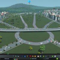 『Cities: Skylines』レビュー - SimCity と似てはいるが、このゲームのメインは交通整理