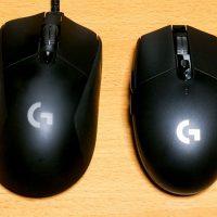 『Logicool G304』レビュー - ゲーミングマウスだがゲームに向かない。マウスの側面がかなり滑り、クリックが固く深い