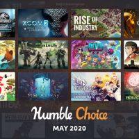 Humble Choice: 5月は「ジュラシック・ワールド・エボリューション」「XCOM 2」「NEOVERSE」「MO:Astray」「The Swords of Ditto」などが合わせて$15から