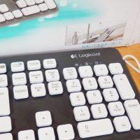 コロナ禍の今だからこそ丸洗いできるキーボードで清潔に。意外と打ちやすい『ウォッシャブル キーボード K310』