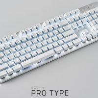 Razerの新発売のオフィス向けキーボード「PRO TYPE」はオフィスに向かない。入力したキーやPC環境、PCにインストールされているソフトなどが情報収集される