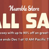 Humble Storeの「Fall Sale」にセール追加。「Death Stranding」$23.99~、「Bloodstained: RotN」$15.99~、「Control Ultimate Edition」$19.99~