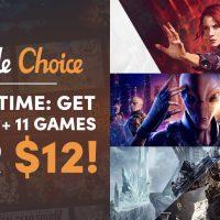 3月のHumble Choiceは「Control」「XCOM: Chimera Squad」「Kingdom Two Crowns」などが合わせて$12~。「Control」が嬉しい [更新]