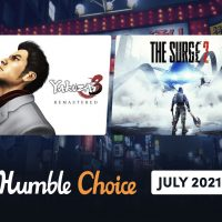 7月のHumble Choiceは「龍が如く3 Remastered」「The Surge 2」「Dirt5」など。「龍が如く」とダークソウルズに似たゲームで日本人には嬉しい