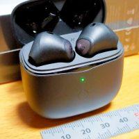 薄っぺらい音をドンシャリでごまかし。音質以外はとても良いワイヤレスイヤホン『SOUNDPEATS Air3』